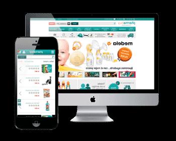 pagina web farmacias