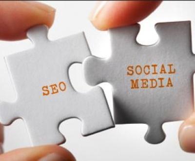 redes sociales y posicionamiento seo